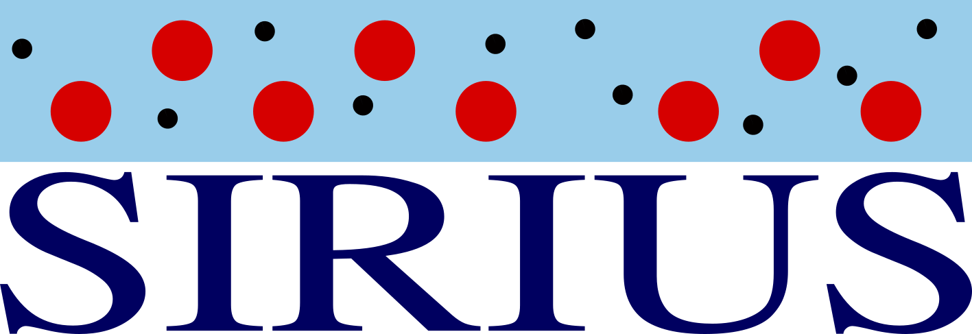 SIRIUS - Simulations for Inertial Particle Microfluidics